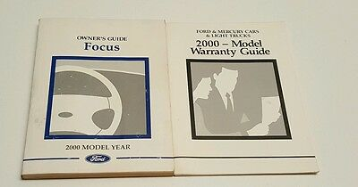 2003 ford focus zts owners manual