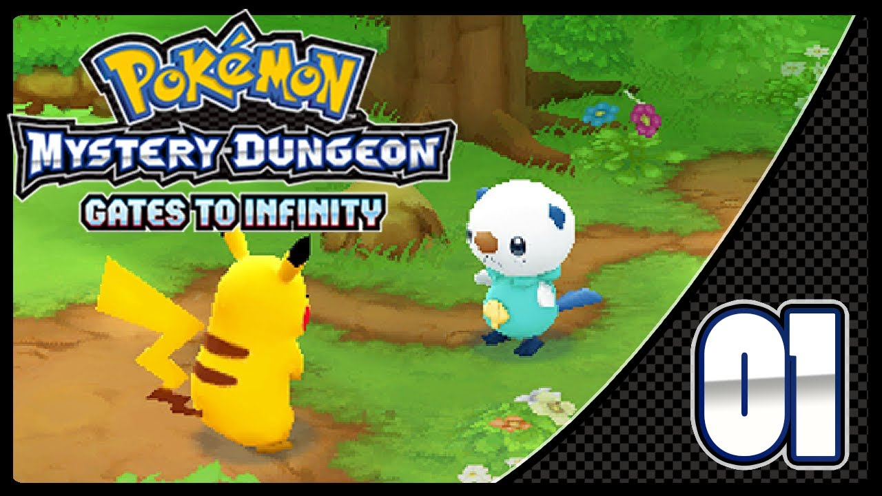 Pokemon mystery dungeon gates to infinity how to get legendaries
