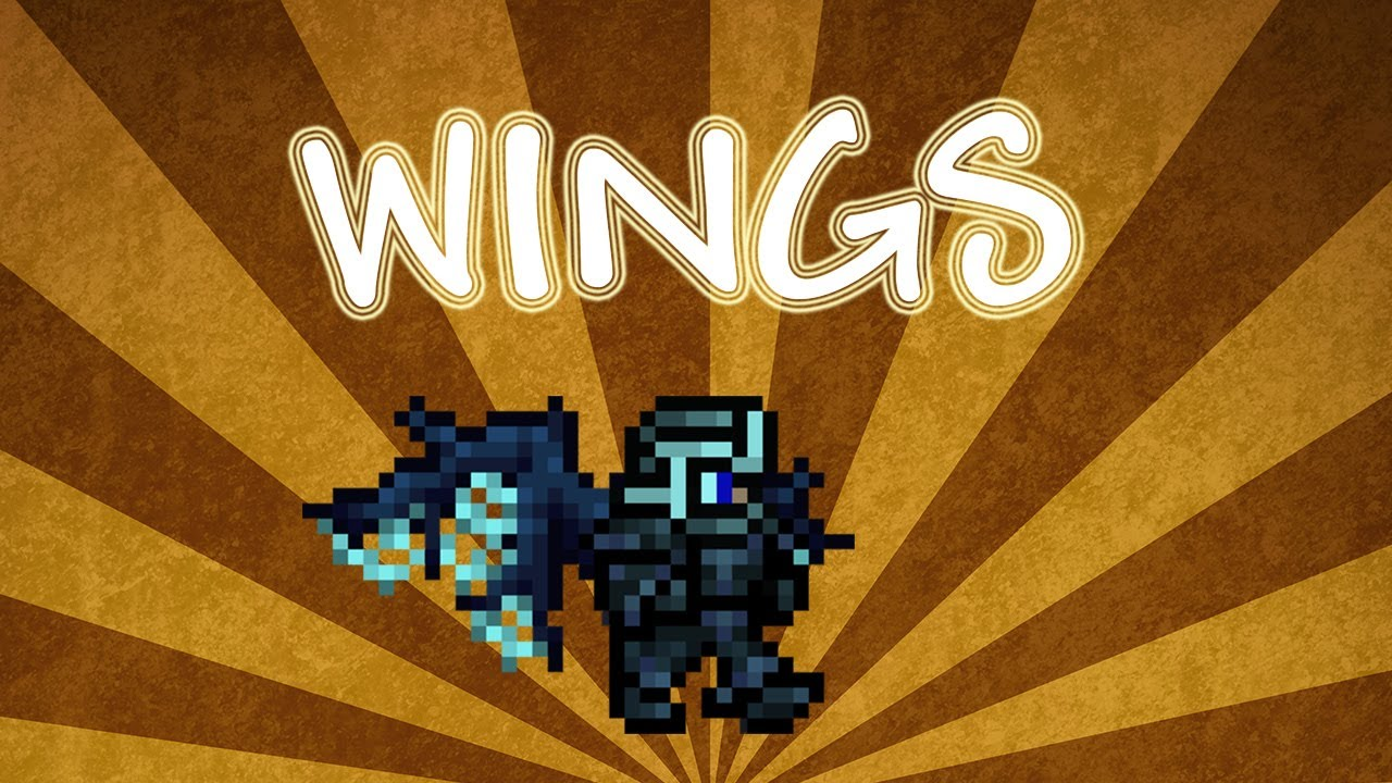 Terraria how to make solar wings