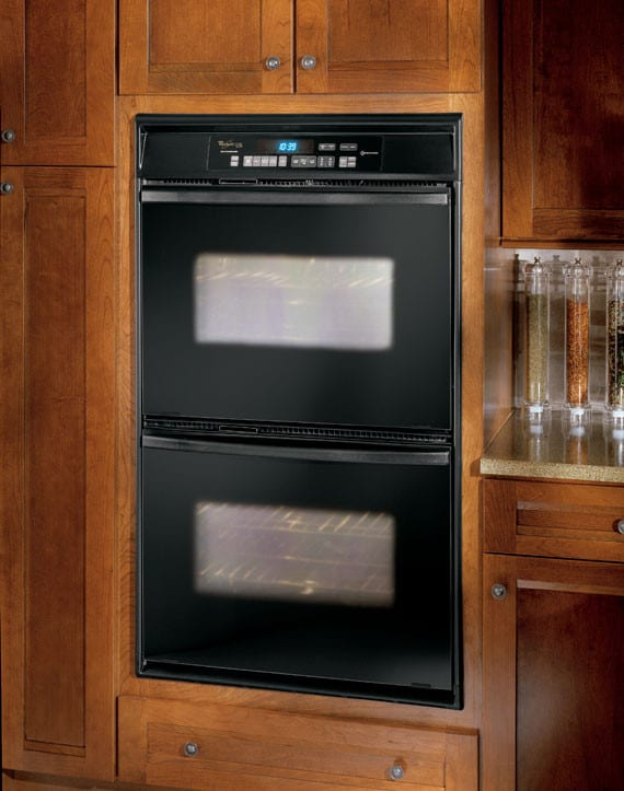 whirlpool gold accubake system oven manual