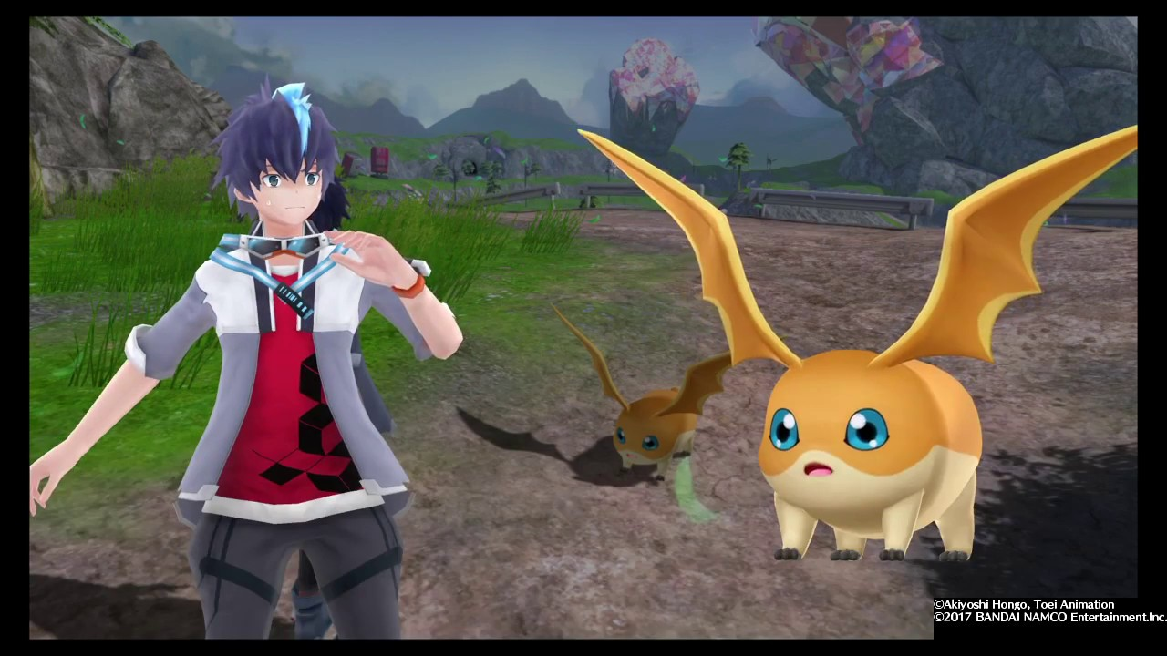 Digimon world next order how to get patamon