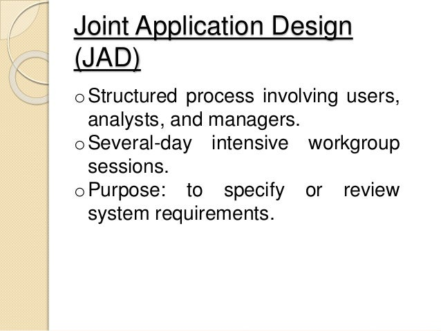 Joint application development pros and cons