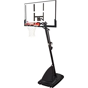 Spalding basketball hoop assembly instructions